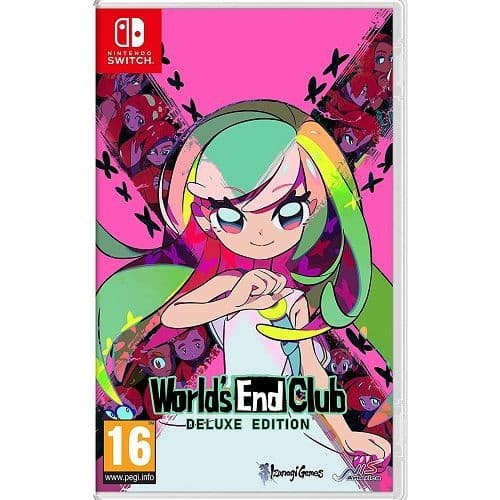 Worlds End Club Deluxe Edition Nintendo Switch Game